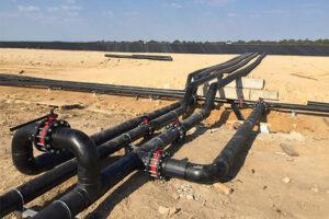 Aplicaciones de los termoplásticos en la conducción de aguas