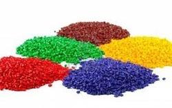 PVC granulados
