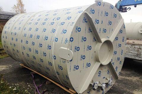 Tanques de PP-H para la fabricación de mayonesa